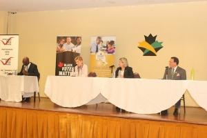 Black Community Ontario Provincial Leaders' Debate 2018