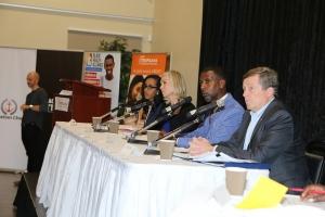 Black Community Toronto Mayoral Debate 2018