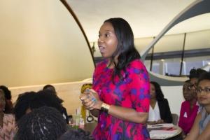 Black Women's  Political Summit at City Hall 2017