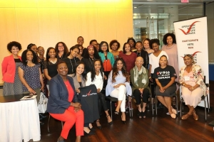 Black Women's Political Summit at EFTO's Office in Toronto 2018