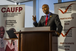 Celebration Reception for Minister Ahmed Hussen