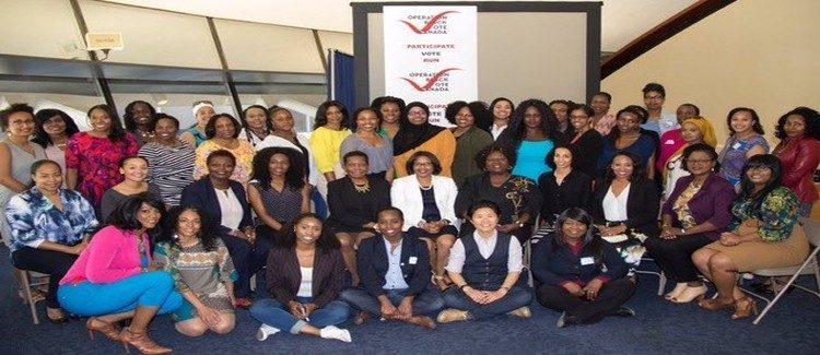 Operation Black Vote Canada Holds Black Women's Political Summit