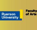 Ryerson University Faculty of Arts logo